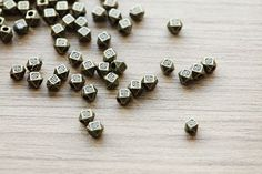 Items similar to 50 pcs of Antique Bronze Geometric Faceted Tibetan Style Beads - mm on Etsy Custom Checks, Metal Beads, 50th, Cufflinks, Jewelry Making, Bronze, Stud Earrings, Antiques, Bracelets