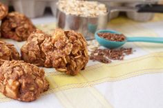 Vegan Caramel Apple Cookies
