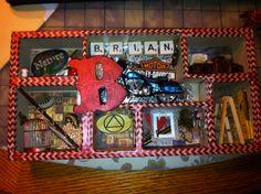 Brian's memory box.