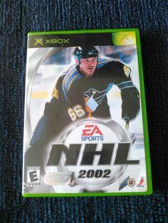 Xbox EA Sports NHL 2002-1001