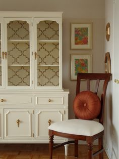 love. hutch step-by-step instructions...Honey Sweet Home: Drab to Fab Makeover: Hutch Love!