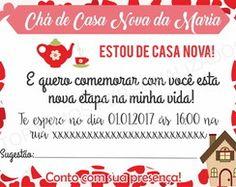 11 Melhores Imagens De Convite Cha De Cozinha Tags Invitations E