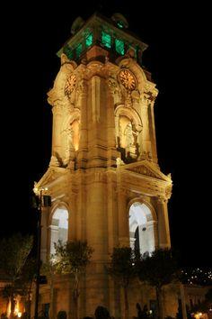 Reloj Monumental de Pachuca Hidalgo México