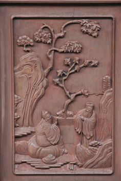 Best bas relief images carving sculptures tree sculpture