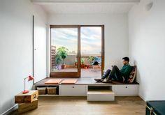 Fantastisch Ideen Kleine Wohnungen Einrichten Wohnung Einrichten Ideen, Kleine Wohnung  Einrichten, Kleine Wohnungen, Schlafzimmer