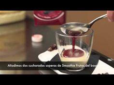 Como elaborar un Wild Berries Lace BOU Café