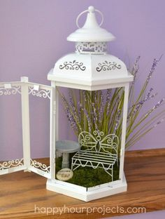 """Fairy Guest House - GUIDE on how to create your very own """"guest house"""" for fairies - perfect for Tinkerbell"""