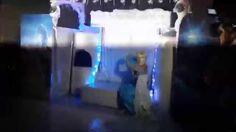 FROZEN - Cenas da versão teatral para festa e eventos da Cia Andrea Tatata