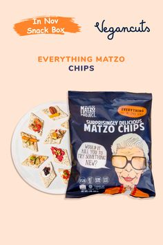 A super-snappy, extra-sturdy, crazy-versatile snack that goes with literally every single thing you can put on it. The Matzo Project had set out to bake a new take on the culturally beloved, but traditionally flavorless matzo flat, when instead, they cooked up a recipe for this very versatile cracker with a depth of flavors, which can be served with hummus, salsa, cheese, dips or anything at all.