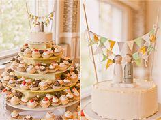 Kate & Nate's DIY Wedding in the Poconos - Sweet Little Photographs