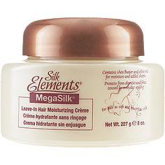 Silk Elements MegaSilk | Silk Elements MegaSilk Leave-In Hair Moisturizing Creme