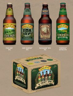 mybeerbuzz.com - Bringing Good Beers & Good People Together...: Sierra Nevada 4-Way IPA Seasonal Sampler Coming In...