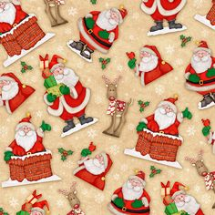 1000+ images about Christmas Digis on Pinterest | Clip art ...