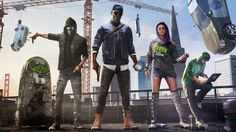 Download Watch Dogs 2 Marcus DedSec Hackers 1920x1200