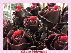Cioccolato rose