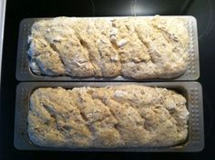My Favorite Food, Favorite Recipes, My Favorite Things, Daily Bread, Bread Recipes, Banana Bread, Nom Nom, Good Food, Brunch