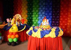 HOLY PARTY, ELMO!!  Elmo birthday party