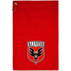 "DC United WinCraft 15"" x 25"" Fan Towel"