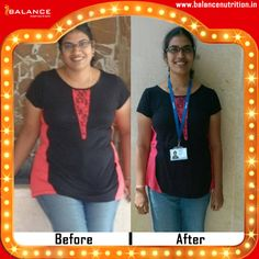 Our clients who lost weight LAST YEAR and still maintaining very well Here are their weight loss stories :) www.balancenutrition.in