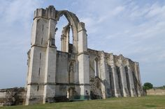 Must see in France: the great Abbaye St Pierre: thematuretraveler.co.uk Travel News, Notre Dame, France, Building, Buildings, Construction, French
