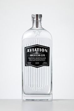 Packaging of the World: Creative Package Design: Aviation Gin