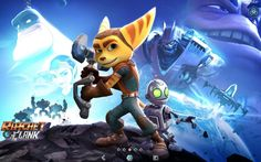Sony Mobile officially launched Ratchet & Clank Xperia Theme on Play Store with respect to famous Playstation game.