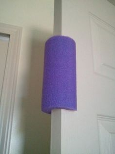 Toddler-Proof Door Stopper
