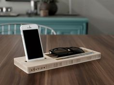 IPHONE Classic Station- universal caddy for your essentials #samsungcases #leathercases