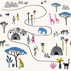 Top Animals & Nature Illustrators - Best Wildlife Illustrations