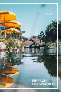 Einfach entspannen in unserem Alpine Botanic Garden Recovery, Water Pond, Bathing, Landscape, Vacation