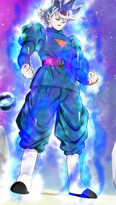 Grand Priest Goku by MohaSetif on DeviantArt Goku Angel, Goku All Forms, Gogeta Ss4, Madara Wallpapers, Hero Wallpaper, Bleach Anime, Dragon Ball Gt, Dark Fantasy Art, Disney Drawings