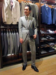 Noble Gray Suit