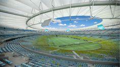 Estádio do Maracanã - Google Search