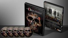 The Originals - Terceira Temporada - (Completa) - Capa | VITRINE - Galeria De Capas - Designer Covers Custom | Capas & Labels Customizados
