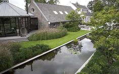 Tuin waar klassiek en modern hand in hand gaan – - Tuinarchitect Jacques van Leuken Tuinarchitect Jacques van Leuken