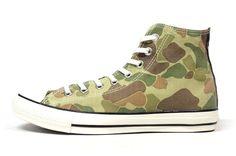 "Converse Chuck Taylor Hi ""Tricamo"" - EU Kicks: Sneaker Magazine"