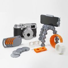 3D Printed Photography Gear Collection
