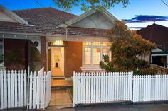 Classic period home in premier street - 84 Annandale Street Annandale at Pilcher Residential