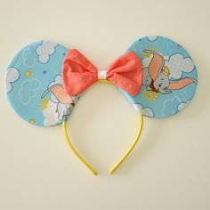 Dumbo Mouse Ears by Shopmymouse on Etsy