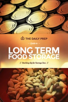 Trying to get going on your long term food storage? This simple guide will help you get started today!