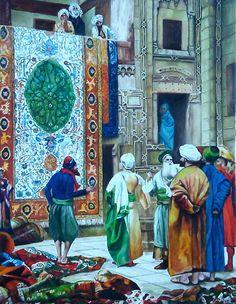 Osman Hamdi Bey painting
