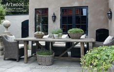 Outdoor garden all-weather collection - Artwood Furniture