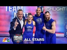Team Matt Takes on Stage 3 - American Ninja Warrior All-Star Special 2020 - YouTube American Ninja Warrior, All Star, Stage, Youtube, Fictional Characters, Star, Fantasy Characters, Youtubers, Youtube Movies