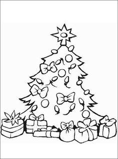 Weihnachten zum ausmalen 16