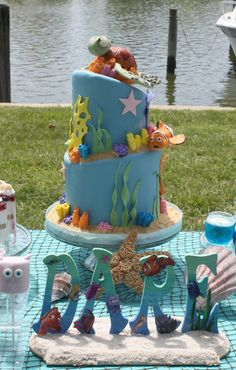Finding Nemo/Under the Sea Baby Shower