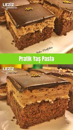 Pratik Yaş Pasta - My Delicious Food {hashtags Food N, Food And Drink, Food Hashtags, Homemade Pasta Dough, Pasta Recipes, Dessert Recipes, Healthy Desserts, Healthy Recipes, Polish Recipes