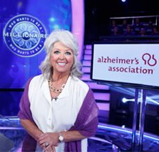 """eBay, """"Millionaire"""" help support the Alzheimer's cause  September is World Alzheimer's Month. eBay is helping the cause by providing customers the chance to donate to the Alz Assoc through its """"Give at Checkout"""" program & by supporting a $5,000 Tweet Challenge Match. Each retweet of its daily tweets, eBay Giving Works (@ebaygiving) will donate $1 to the Alz Assoc, up to $5,000. Remember to tune in to """"Who Wants to Be a Millionaire?"""" Celebrity Week benefiting the Alz AssocSept. 17-21."""