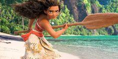 Moana (2016) | The Definitive Ranking Of Walt Disney Animation Studios Films