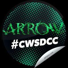 #Arrow 2013 SDCC #CWSDCC
