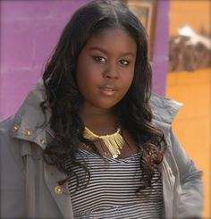 Raven Goodwin, full of sass and style ~ <3